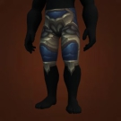 Legguards of the Tides, Equilibrium Legwraps Model