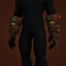 Aldriana's Gloves of Secrecy, Sanctified Shadowblade Gauntlets Model