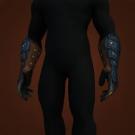Primal Combatant's Ringmail Gauntlets, Primal Combatant's Gauntlets Model