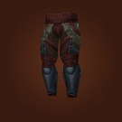 Frostsworn Bone Leggings Model