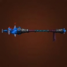 Warmongering Gladiator's Staff Model