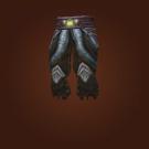 Leggings of the Faceless Shroud Model