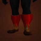 Replica Knight-Lieutenant's Dreadweave Boots, Replica Knight-Lieutenant's Dreadweave Walkers Model