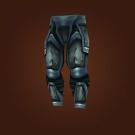 Heroic Legplates, Thunderforge Leggings Model