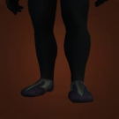 Plague Scientist's Boots Model