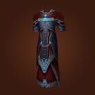 Vengeful Gladiator's Mooncloth Robe, Vengeful Gladiator's Satin Robe Model