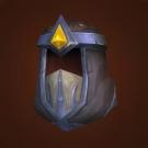 Bloodthirsty Gladiator's Mooncloth Helm, Bloodthirsty Gladiator's Satin Hood Model