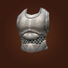 Steel Breastplate Model