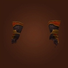 Furious Gladiator's Mooncloth Gloves, Furious Gladiator's Satin Gloves Model