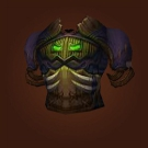 Timeworn Shadowtooth Cuirass Model