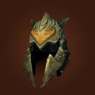 Heroes' Cryptstalker Headpiece Model