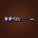 Nexus Torch, Venture Battle Wand, Wand of Shimmering Scales, Wand of the San'layn Model