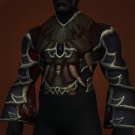 Tyrannical Gladiator's Ringmail Armor, Tyrannical Gladiator's Mail Armor, Tyrannical Gladiator's Linked Armor Model