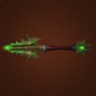 Ruthless Gladiator's Baton of Light Model