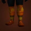 Bloodtaint Boots, Krom'gar Sergeant's Plate Greaves, Junglewalker Boots, Junglewalker Boots, Lightstep Boots, Treads of Unforgotten Pain Model