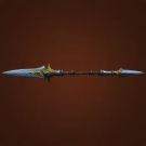 Stormwind Vanguard Polearm Model