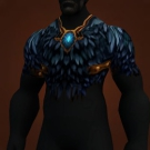 Feathered Breastplate, Sacred Feather Vest, Chestguard of the Talon Model