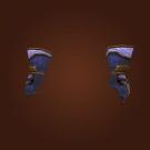 Wrathful Gladiator's Satin Gloves Model
