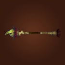 Incised Staff Model