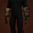 Charged Earthlink Grips, Ice-Encrusted Gauntlets, Expelling Gauntlets, Righteous Gauntlets, Ornate Saronite Gauntlets Model