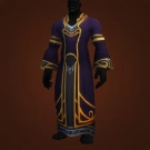 Imbued Netherweave Robe Model