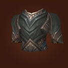 Breastplate of the Poetic Orc Model