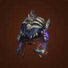 Malevolent Gladiator's Leather Helm, Crafted Malevolent Gladiator's Leather Helm Model