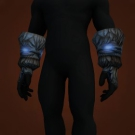 Unclean Surgical Gloves, Blizzard Keeper's Mitts, Stormbringer Gloves Model