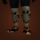 Embroidered Spellpyre Boots Model