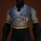 Sweet-Tempered Breastplate, Fuselight Chainmail Model