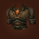 Furious Gladiator's Plate Chestpiece Model