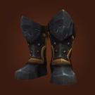 Bouldercrush Sabatons, Heel Protectors Model