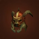 Sharkjaw Cap, Titan-Forged Mail Helm of Dominance, Titan-Forged Ringmail Helm of Salvation Model