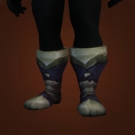 Tailthrasher Boots, Frostwolf Scout's Boots, Lunartanned Boots, Karabor Skirmisher Boots, Steamscar Boots, Grom'gar Wolfpelt Boots Model