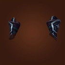 Wild Aspirant's Scaled Gauntlets, Wild Combatant's Plate Gloves, Wild Combatant's Scaled Gauntlets Model