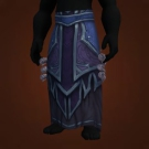 Once-Fashionable Nar'thalas Leggings, Leggings of Everburning Knowledge Model