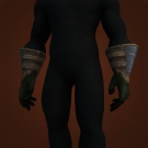 Silithid Scale Gloves Model
