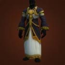 Black Ash Robe Model