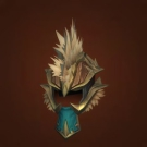 Malevolent Gladiator's Ironskin Helm, Malevolent Gladiator's Copperskin Helm, Crafted Malevolent Gladiator's Ironskin Helm, Crafted Malevolent Gladiator's Copperskin Helm Model