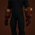 Gronnstalker's Gloves Model