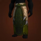 Empowered Demonskin Kilt Model