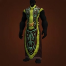 Watcher's Robes, Brightcloth Robe Model