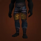 Legwraps of the Demonic Messenger, Pants of the Soothing Touch, Legwraps of the Demonic Messenger, Pants of the Soothing Touch, Honorary Combat Engineer's Satin Leggings Model