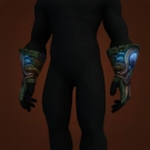 Fungus-Born Gloves Model