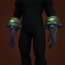 Crafted Malevolent Gladiator's Satin Gloves, Crafted Malevolent Gladiator's Mooncloth Gloves, Malevolent Gladiator's Mooncloth Gloves, Malevolent Gladiator's Satin Gloves, Malevolent Gladiator's Mooncloth Gloves, Malevolent Gladiator's Satin Gloves Model