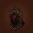 Merciless Gladiator's Dreadweave Hood, Merciless Gladiator's Felweave Cowl Model