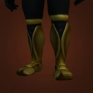 Felboar Hide Shoes Model