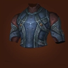 Crimson Carapace Breastplate, Chestplate of Rolling Fury Model