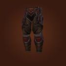 Deadly Gladiator's Chain Leggings Model