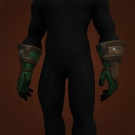 Shardtooth Gloves Model